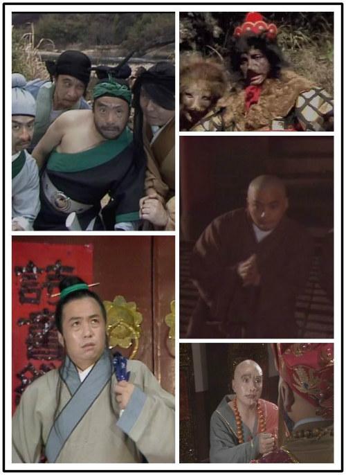 Phì cười diễn viên phụ Tây Du Ký 1986 - 8