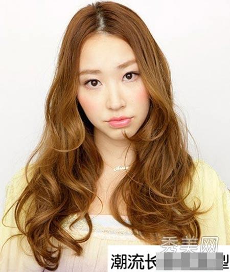 9 kiểu tóc xoăn dành cho cô gái mùa Thu - 2