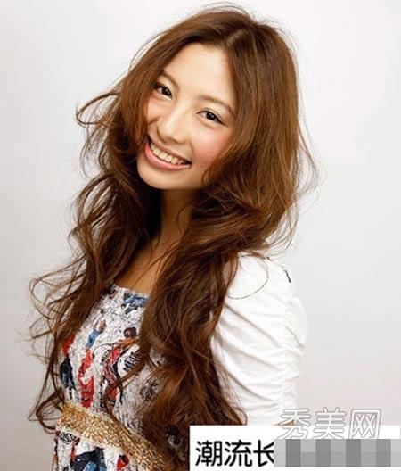 9 kiểu tóc xoăn dành cho cô gái mùa Thu - 3