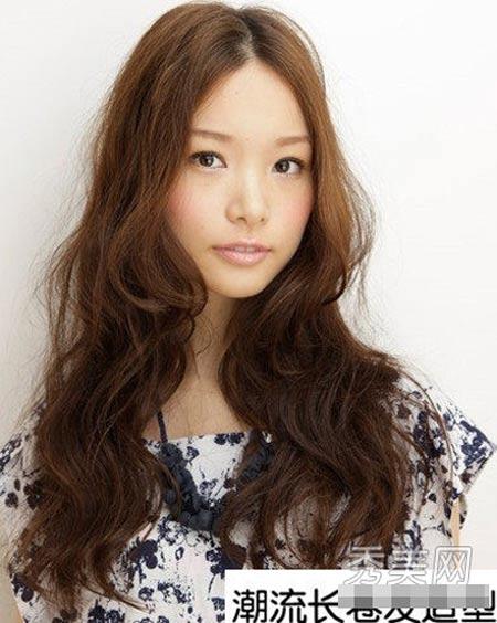 9 kiểu tóc xoăn dành cho cô gái mùa Thu - 7