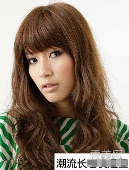 9 kiểu tóc xoăn dành cho cô gái mùa Thu - 9
