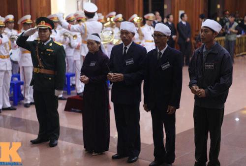 Kết thúc Lễ viếng Đại tướng Võ Nguyên Giáp - 36