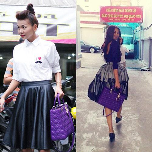 """5 """"quý cô tiền tỷ"""" của showbiz Việt - 1"""