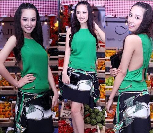 """5 """"quý cô tiền tỷ"""" của showbiz Việt - 18"""