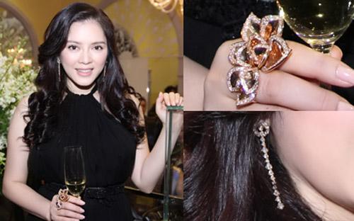 """5 """"quý cô tiền tỷ"""" của showbiz Việt - 24"""