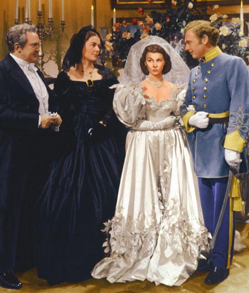 Những bộ váy cưới nổi tiếng nhất màn bạc - 1
