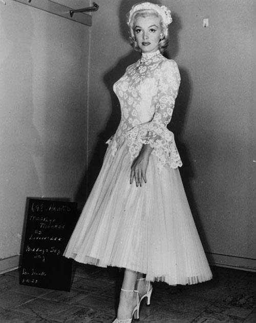 Những bộ váy cưới nổi tiếng nhất màn bạc - 3