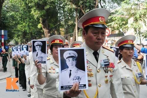 Kết thúc Lễ viếng Đại tướng Võ Nguyên Giáp - 34