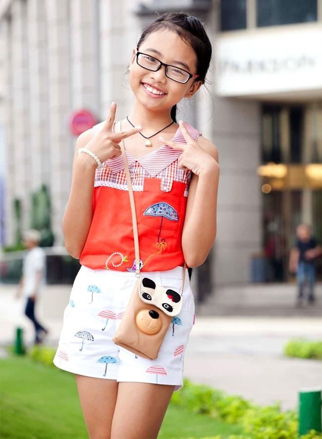 Phương Mỹ Chi bắt đầu được chú ý khi tham gia cuộc thi The Voice Kids
