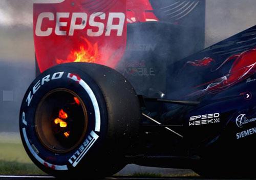F1 - Phân hạng Japanese GP: Webber vượt qua Vettel - 2
