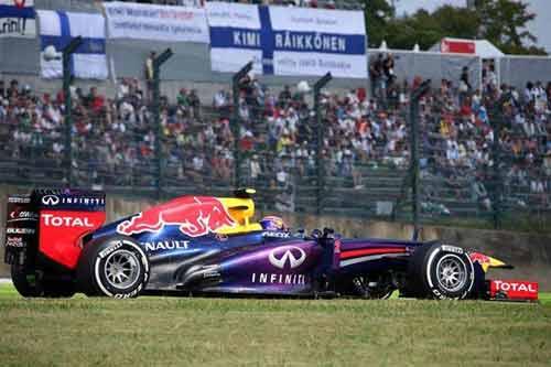 F1 - Phân hạng Japanese GP: Webber vượt qua Vettel - 3