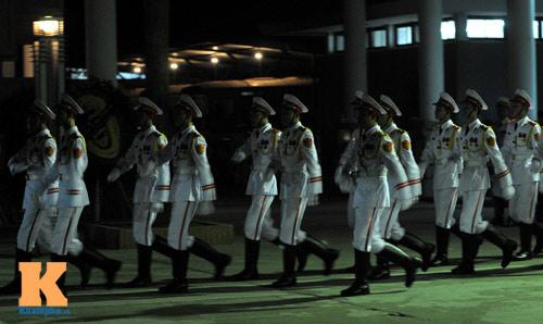 Kết thúc Lễ viếng Đại tướng Võ Nguyên Giáp - 22