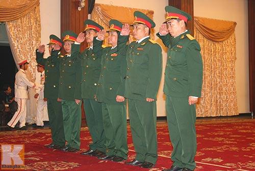 Kết thúc Lễ viếng Đại tướng Võ Nguyên Giáp - 12