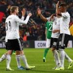 Bóng đá - Đức – CH Ailen: Không thể chống cự