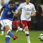 Bóng đá - Đan Mạch - Italia: Rượt đuổi hấp dẫn