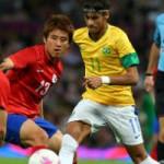 Bóng đá - Hàn Quốc - Brazil: Trận đấu đẹp mắt