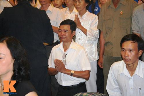 Toàn cảnh Lễ truy điệu Đại tướng Võ Nguyên Giáp - 26