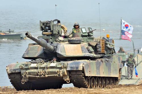 Triều Tiên dọa tấn công tổng lực Mỹ - 1