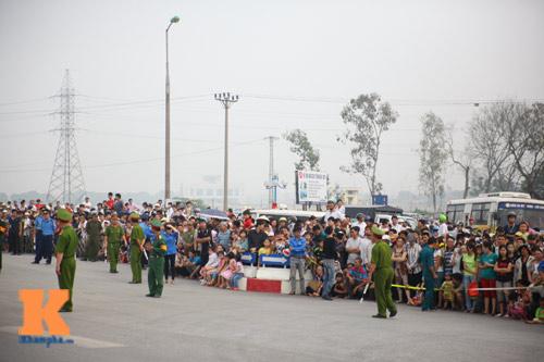 Toàn cảnh Lễ truy điệu Đại tướng Võ Nguyên Giáp - 25