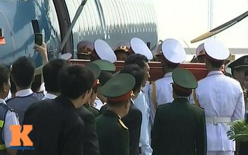 Toàn cảnh Lễ truy điệu Đại tướng Võ Nguyên Giáp - 31