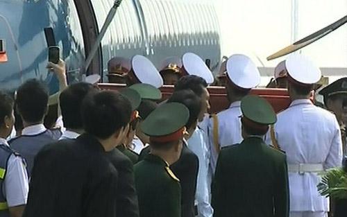 Toàn cảnh Lễ truy điệu Đại tướng Võ Nguyên Giáp - 33