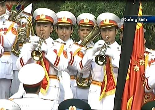 Toàn cảnh Lễ an táng Đại tướng Võ Nguyên Giáp - 14