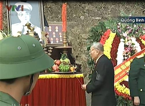 Toàn cảnh Lễ an táng Đại tướng Võ Nguyên Giáp - 20