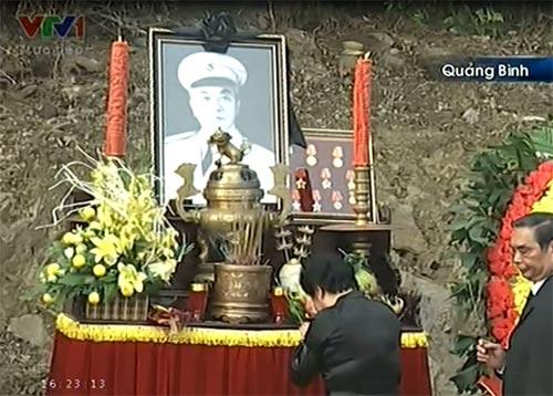 Toàn cảnh Lễ an táng Đại tướng Võ Nguyên Giáp - 19