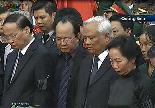Toàn cảnh Lễ an táng Đại tướng Võ Nguyên Giáp - 24