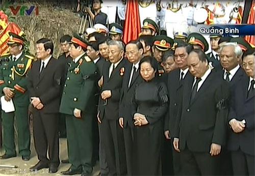 Toàn cảnh Lễ an táng Đại tướng Võ Nguyên Giáp - 13