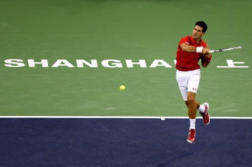 Djokovic vẫn bám sát Nadal - 1