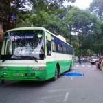 Tin tức trong ngày - TPHCM: Xe buýt cán chết người