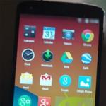 Thời trang Hi-tech - Nexus 5 sẽ chạy Android 4.4 KitKat mới nhất