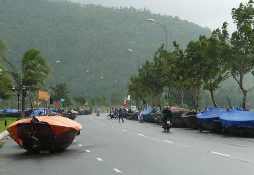 Đà Nẵng: HS nghỉ học 2 ngày để tránh bão - 1