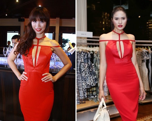 9 chiếc váy níu mắt mày râu Việt - 5