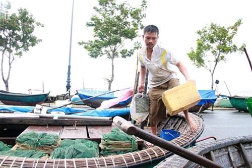 Đà Nẵng hối hả phòng chống bão Nari - 4