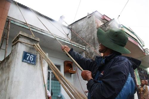 Đà Nẵng hối hả phòng chống bão Nari - 8