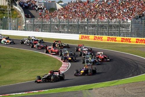 F1 - Japanese GP: Vẫn phải chờ đợi - 1
