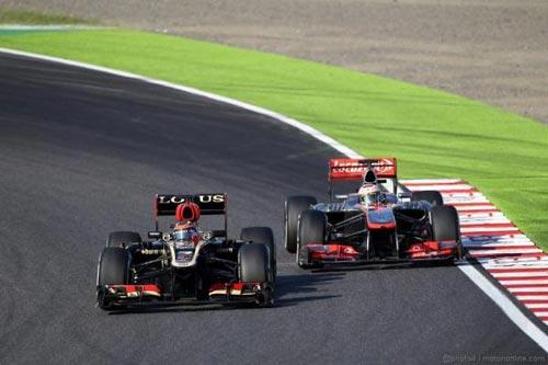 F1 - Japanese GP: Vẫn phải chờ đợi - 2