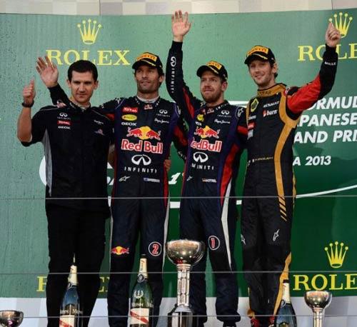 F1 - Japanese GP: Vẫn phải chờ đợi - 3