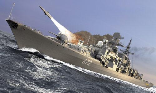 Báo Nga: Đánh Mỹ, hải quân TQ sẽ trắng tay - 2