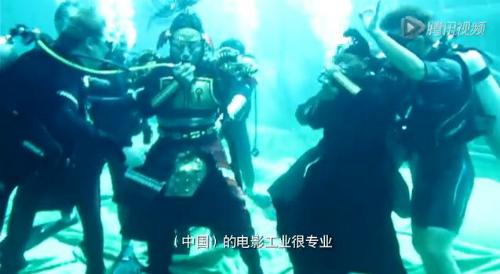 """Xuýt xoa hậu trường """"khủng"""" Địch Nhân Kiệt 3D - 9"""