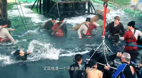 """Xuýt xoa hậu trường """"khủng"""" Địch Nhân Kiệt 3D - 13"""