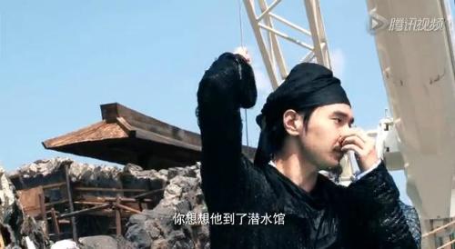 """Xuýt xoa hậu trường """"khủng"""" Địch Nhân Kiệt 3D - 8"""