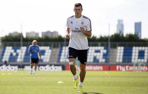 Bale sẽ đá Siêu kinh điển - 1