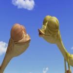 Video Clip Cười - Phim hoạt hình Oscar: Busy Day