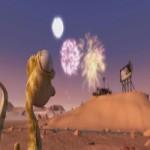 Video Clip Cười - Phim hoạt hình Oscar: Lizard in the sky