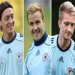 """Bóng đá - ĐT Đức: Hàng tiền vệ """"hủy diệt"""""""