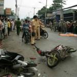 An ninh Xã hội - Cô gái chết thảm vì đuổi theo nhóm cướp