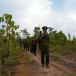 Tin tức trong ngày - Thượng úy Biên phòng hy sinh khi đánh án ma túy
